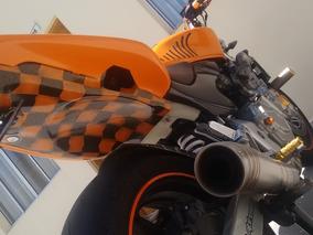 Honda Hornet 600 Baixo Km Carburada Impecável Leo Vinci Gp
