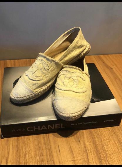 Espadrille Chanel