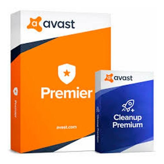 Avast Premium Antivirus 2020 5 Pc Licencia 5 Años