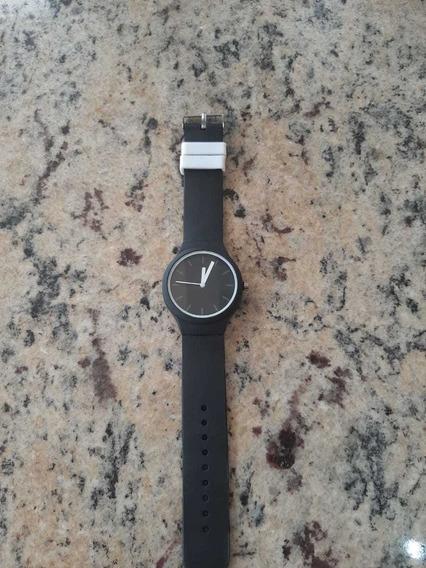 Relógio Stainless Steel Back