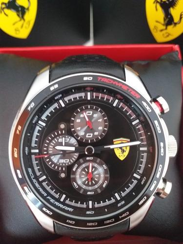 Relogio Scuderia Ferrari Masculino Preto  Sf471270544