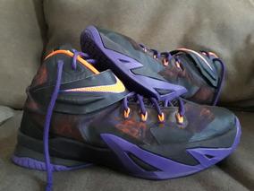 Tenis Nike Lebron James Soldier Viii Purple 28mx/10us