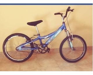 Bicicleta Olmo Rodado 20 Aluminio En Perfectas Condiciones D