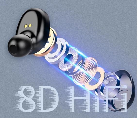 Fone E Ouvido Bluetooth Tws Earbuds Stereo 5.0