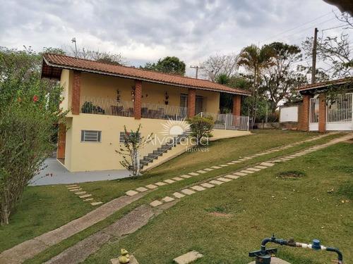 Chácara Com 3 Dorms, Vivendas Do Engenho D'água, Itatiba - R$ 480 Mil, Cod: Ch043 - Vch043