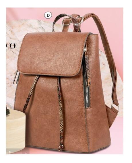 Bolsa Backpack Miel 088-35 Cklass Dama 1-20 J