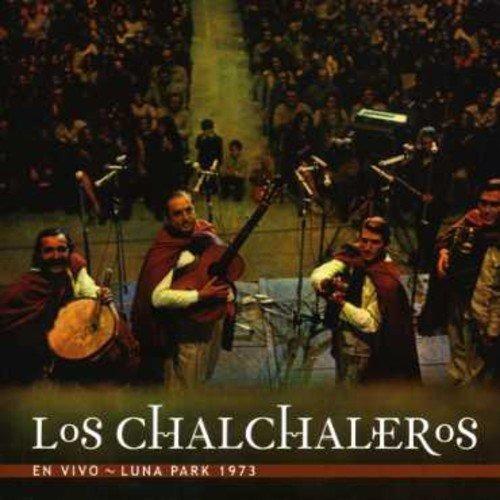 Cd : Los Chalchaleros - En Vivo: Luna Park 1973 (cd)
