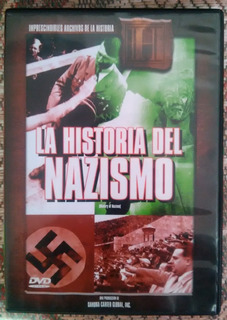 La Historia Del Nazismo - Documental Dvd