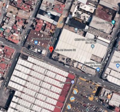 Inmejorable Adquisición Propiedad D Valle De Aragón,ecatepec