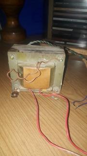 Transformador 38 + 38 V X 6a