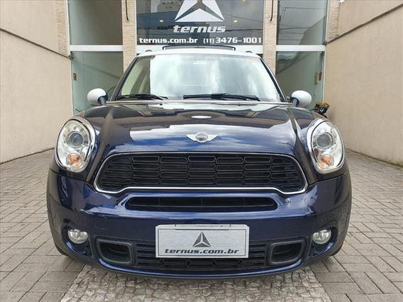 Mini Countryman 1.6 S Turboi 16v 184cv Gasolina 4p Automátic