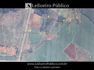 Xaxim (sc): Terreno Rural 55.000;00m² Ixndi