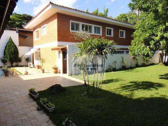 90854-90855 * Linda Casa Com Jardim, Quintal, Piscina E Segurança 24hrs - Ca0170