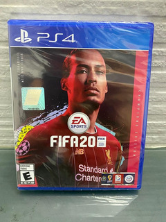 Fifa 20 Champions Edition Ps4 Juego Fisico / Somos Oficina
