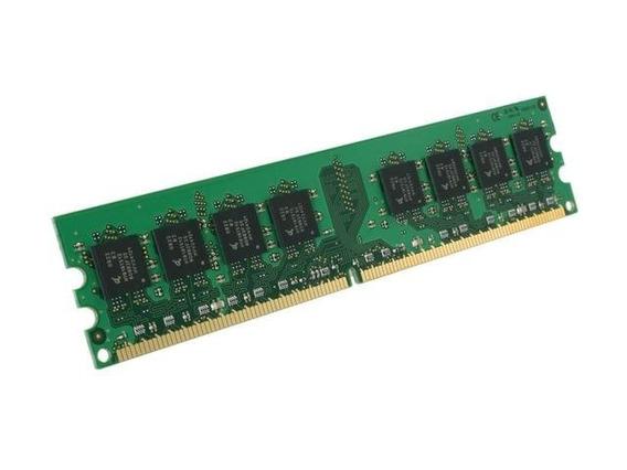 Kit 10 Memórias Ram Para Pc Ddr2 1gb 667/800mhz! Promoção