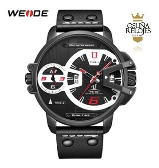 Relógio Masculino Original Funcional Prata Esportivo Militar