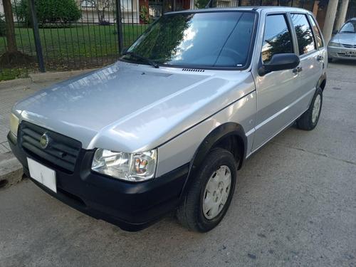 Fiat Uno 2008 1.3 Fire 5 Puertas Aire Y Gnc Dueña Liq Urg