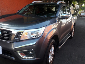 Nissan 2016 Frontier Np300 Version Le, 4 Cilindros, 6 Veloc