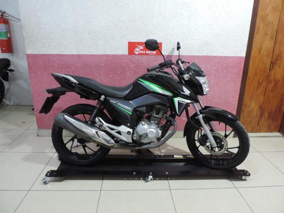 Honda Cg Titan 160 2017 Flex