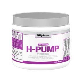 Termogenico H-pump 250g - Brn Foods