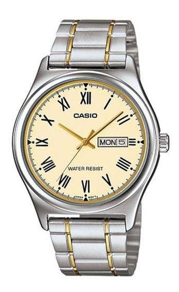 Relógio Masculino Analógico Casio Mtp-v006sg-9budf