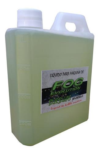 Oferta Litro De Líquido Para Máquina De Burbujas