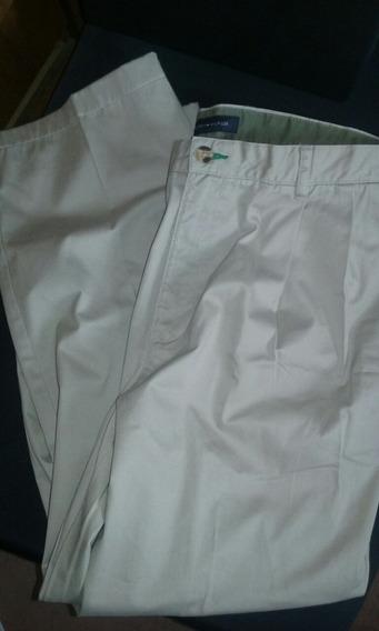 Pantalon Tommy Hilfiger 38/32 Como Nuevo