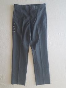 Pantalón Apt 9 Slim Fit Gris 30 X 32
