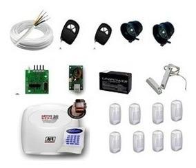 Central De Alarme Active 20 Com Gprs Kit