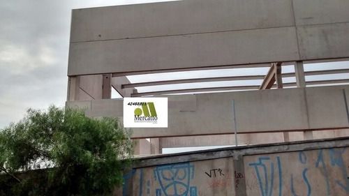 Imagem 1 de 4 de Galpão Em Galpão  -  Taboão Da Serra - 537