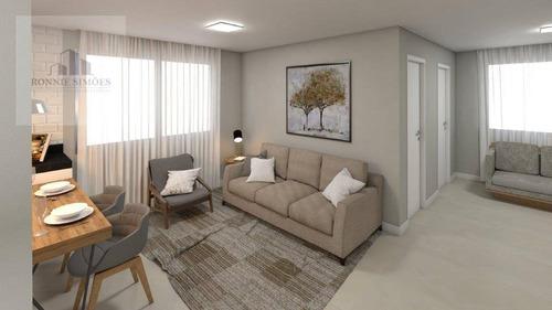 Apartamento À Venda Na Vila Olímpia, 2 Dormitórios, 1 Suíte, 1 Sala Com Dois Ambientes, 1 Vaga De Garagem, 72 M², São Paulo. - Ap0939