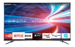 Smart Tv Led 4k 75 Pulgadas Sharp Uhd Hdr Youtube Netflix Wf