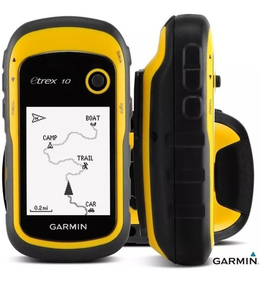 Gps Garmin Etrex 10 - Original