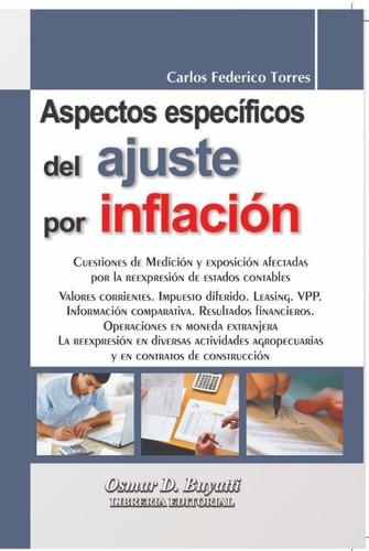 Aspectos Especificos Del Ajuste Por Inflacion Carlos Torres