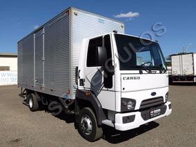 Ford Cargo 1119 2014 2015 3/4 Baú, Sb Veículos
