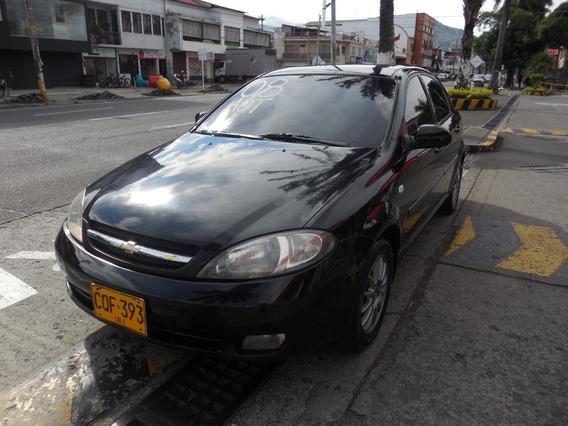 Chevrolet Optra 2008 At 1.8 Hb