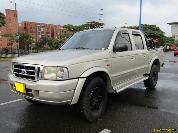 Ford Ranger Pick Up Mt 2600 Aa Ab Abs