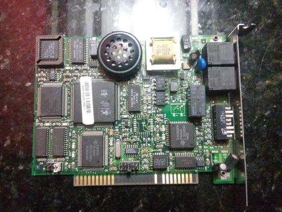 2° Placa Fax Modem U.s Robotics 14400 Pentium 286 386 486