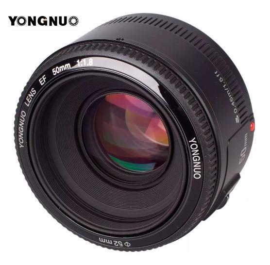 Lente Yongnuo 50mm F/1.8