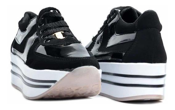 Zapato Mujer Casual Plataforma 6cm | Erez