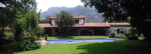 Hermosa Residencia En Tepoztlan