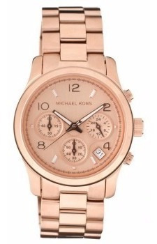 Relógio Michael Kors Rosê - Modelo Mk5128