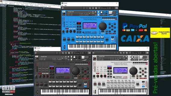 Knob-x49 For Kontakt-pré-vendas Abertas-entrega Via Download