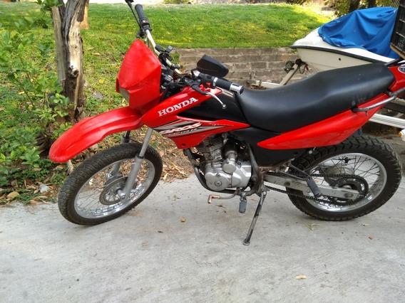 Honda 125 Xt