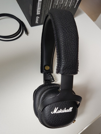 Headphone Fone De Ouvido Marshall Mid Bluetooth