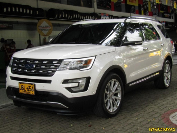Ford Explorer Limited 3500 Cc Awd
