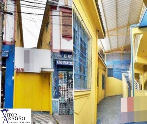 91916 - Casa Comercial, Freguesia Do Ó - São Paulo/sp - 91916