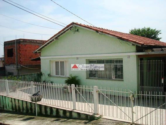 Casa À Venda, 146 M² Por R$ 480.000,00 - Jaguaré - São Paulo/sp - Ca0886