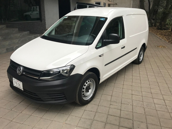 Caddy Van Maxi Cargo Equipada 2017 (impecable)