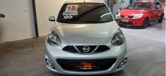 Nissan March 1.6 16v Sv Aut. 5p 2018